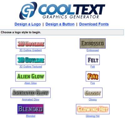 генератор лого: