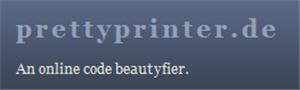 prettyprinter