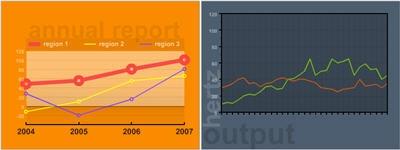 xml SWF Charts
